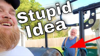 Street Scrapping and Bad Ideas