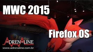 Smartphones Firefox OS na MWC 2015