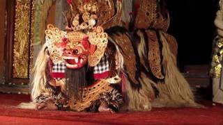 Bali Ubud Barong Dance