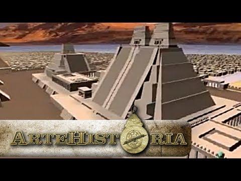 Templo mayor de Tenochtitlan