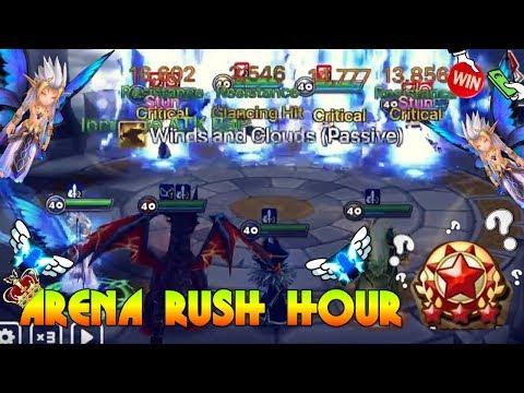 Psamathe = G3? | Arena Rush Hour