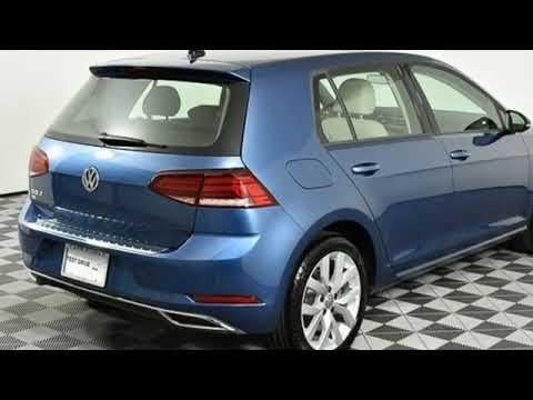 New 2019 Volkswagen Golf Atlanta, GA #VT19063 - SOLD