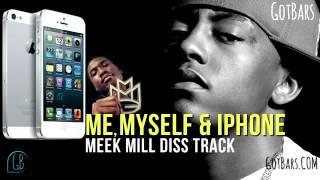 Cassidy Me Myself iPhone Meek Mill Diss Track Lyrics.mp3