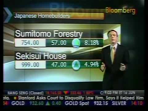 Tokyo Stock Action - Bloomberg