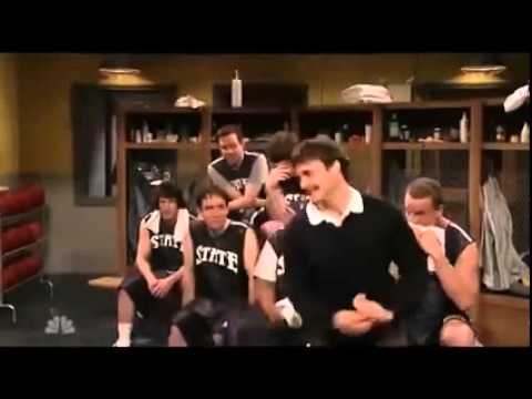 Snl- Will Forte Locker Room Skit