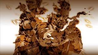 Metal Gear Solid 3 Soundtrack - Debriefing