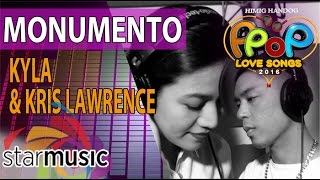 Kyla And Kris Lawrence - Monumento (official Recording Session With Lyrics)
