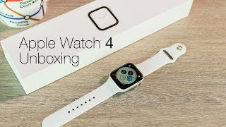 Apple Watch Series 4 unboxing, set-up & first impressions