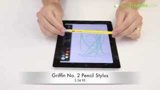 Griffin No. 2 Pencil Stylus Review