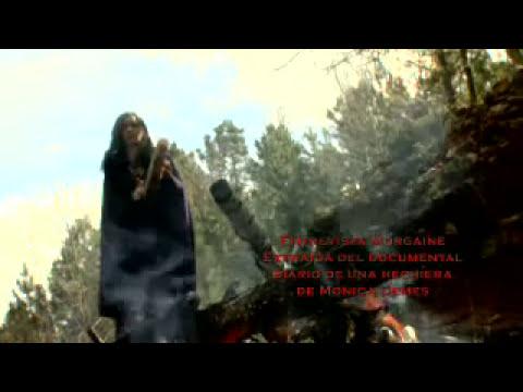 Entrevista con Morgaine sobre Magia Celta por Monica Demes, Papayafilms
