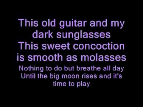 when the sun goes down by kenny chesney Lyrics