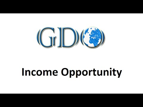 Global Digital Opportunities (GDO) Business Opportunity
