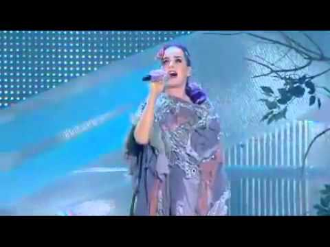 Katy Perry Wide Awake live MMVA 2012 ...
