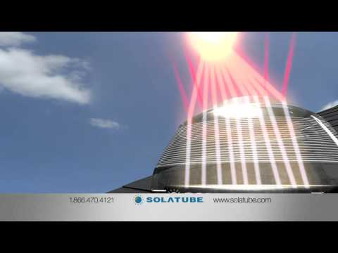 Solatube Daylighting Systems for Residential Applications