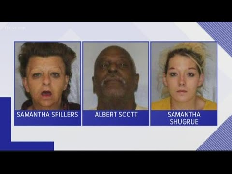 Wife Of Flowery Branch Police Chief Arrested In Hall County Drug Bust
