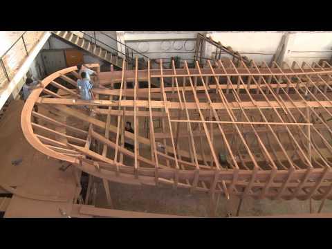 Wooden Boat Builders Bodrum - Turkey