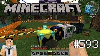 Let's Play Industrial Craft 2 #593 - Der neue Quarry
