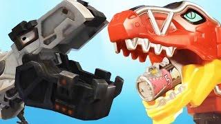 Video Dinotrux: Trux It Up Vs Power Rangers | Go Go Power Ranger - Fun Animated Kids Games For Children download MP3, 3GP, MP4, WEBM, AVI, FLV November 2018