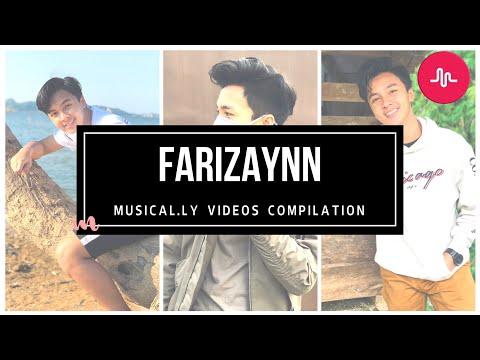 Kompilasi Musical.ly Zuhdi Fariz @Farizaynn Terbaru | 2018 | MoonDazzl