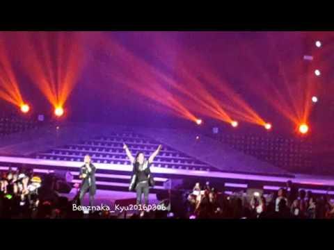 คิดถึงเธอ แร็พเตอร์ RS The next ventrue concert 20160306