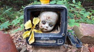 Doll Head Trail - The Real Reason This Creepy Hike Thru The Woods Exists