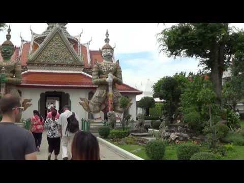 เที่ยววัดอรุณ ( Wat Arun )