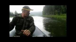 Сплав по Чусовой 2012 июль