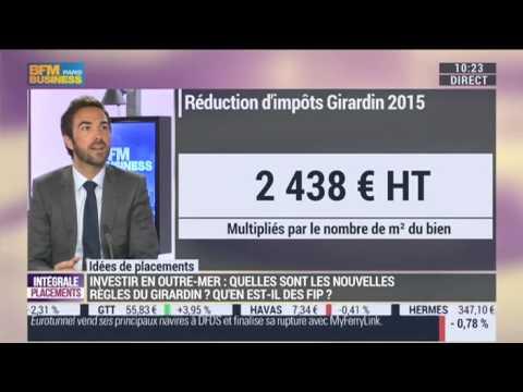 Girardin 2015 et FIP INTER INVEST ISF 2015 par Jérôme Devaud