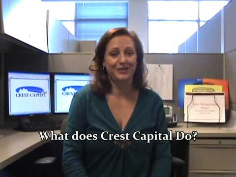 FAQ | What Does Crest Capital Do?