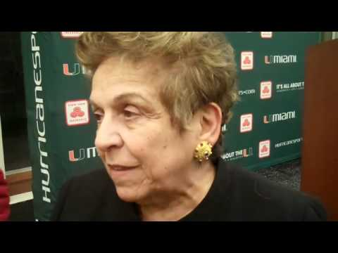 UM President Donna Shalala on hiring of Al Golden as coach