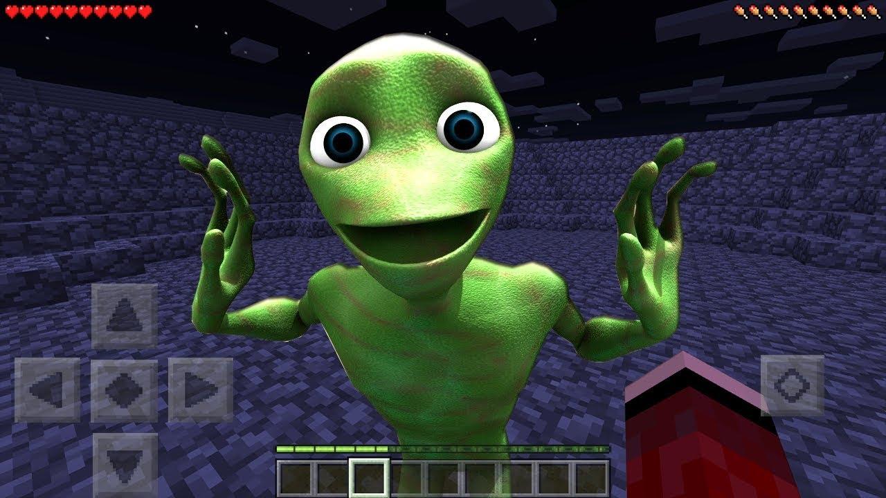 I FOUND DAME TU COSITA in Minecraft Pocket Edition