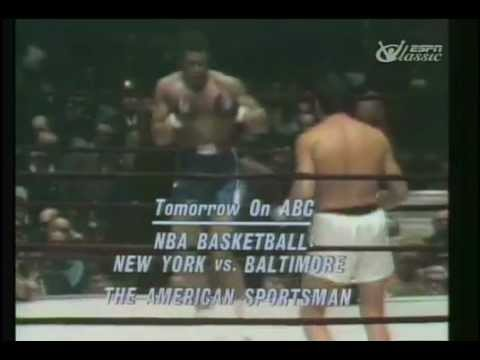 George Foreman vs. Gregorio Peralta [FULL FIGHT]