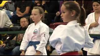 Первенство УрФО по каратэ среди юношей и девушек