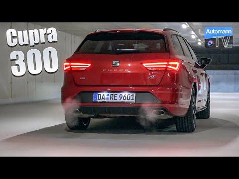 2018 SEAT CUPRA 300 ST 4Drive - pure SOUND (60FPS)