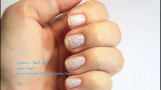 Nails of the day: Ice Queen konadicure Thumbnail