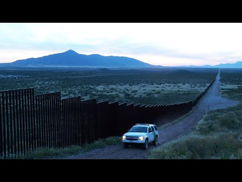 Border patrol officers talk about whether a wall would work