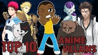 bcg s top 10 anime villains