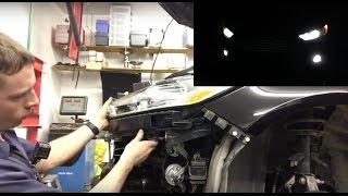 Ford Fusion LED Light Upgrade thumbnail