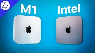 M1 Mac Mini vs Intel - Is Intel ACTUALLY Better?