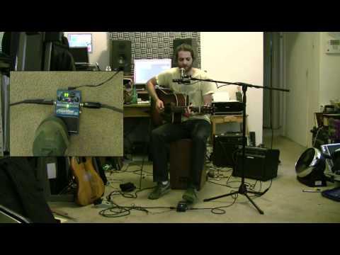 DigiTech JamMan Solo Demo by Matt Calder