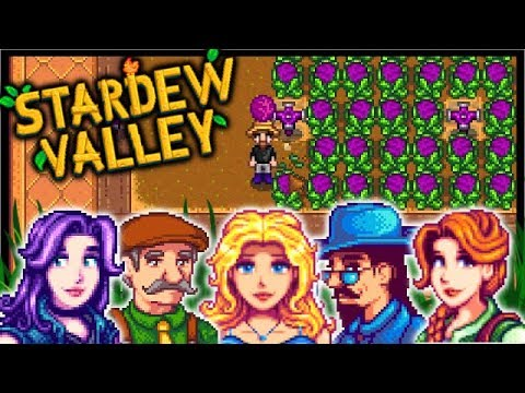 HUGE 100K PAYDAY & 3 NEW CUTSCENES!! | Stardew Valley Modded #49