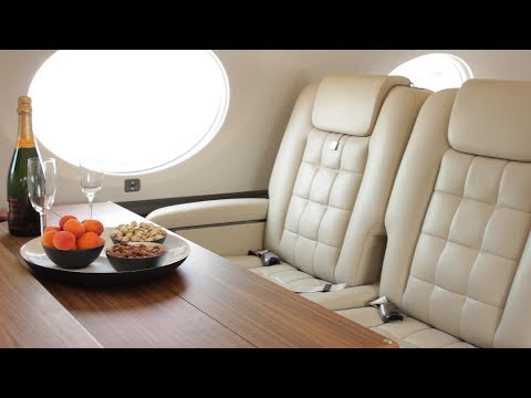 All access: Take a tour inside Gulfstream's largest private jet | CNBC International