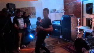 2015-04-24 Homewrecker... Baseborn / Chained Hanging Victim / Illusions Of Peace (Edmonton)