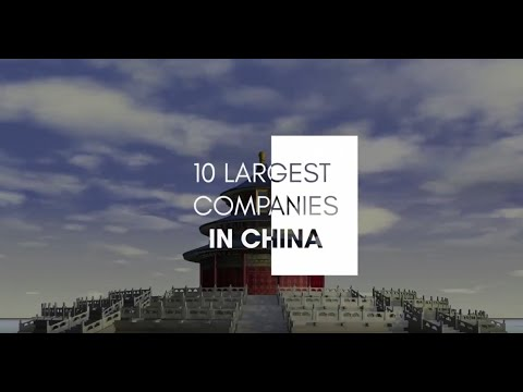 10 Companies in China that Owns the World