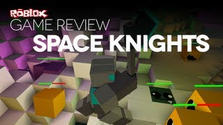 Game Review - Space Knights