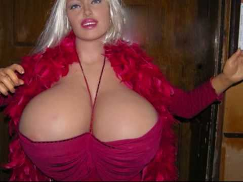 The NEW worlds BIGGEST breasts!!! - YouTube