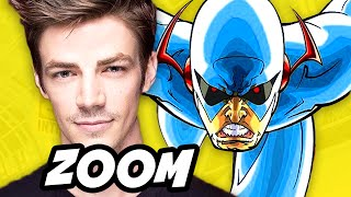 The Flash Season 2 - Who Is The Blue Flash?