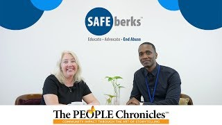 Safe Berks Meet Oumar Kallo - Children's Alliance Center Coordinator
