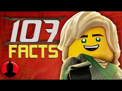 107 LEGO Ninjago Movie Facts YOU Should Know! - Cartoon Facts! (107 Facts S7 E17)