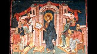 Евангелие от Марка с иллюстрациями. Глава 6. (читает священник Валерий Сосковец)